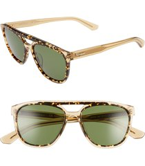men's salvatore ferragamo 55mm navigator sunglasses -
