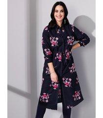blouse miamoda marine::pink