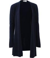 open drape cardigan