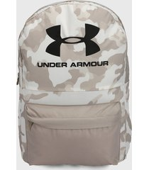 morral blanco-beige under armour