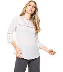 blusa natural eos mariola