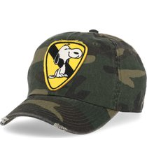 mc2 saint barth snoopy baseball cap