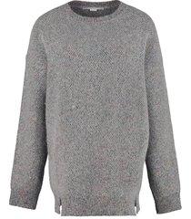 stella mccartney oversize sequin sweater