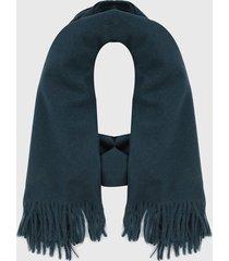 bufanda azul mng