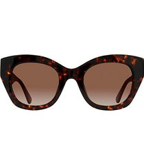 49mm jalena cat eye sunglasses