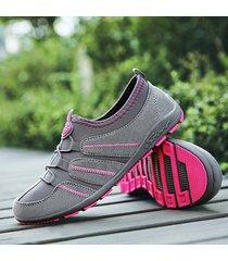 sneakers sportivi in tessuto