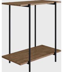 mesa lateral vermont/est. preta artesano