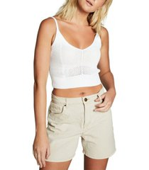 cotton on high rise miley denim shorts