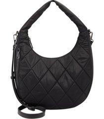 inc international concepts kolleene nylon hobo bag, created for macy's
