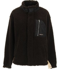 ambush sherpa fleece jacket
