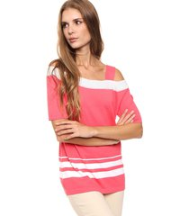 sweater coral laila lilly