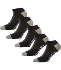 mens chelms 5 pack trainer socks