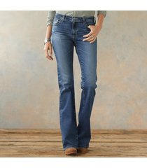 angel bootcut jeans