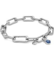 alta capture charm bracelet and siren mini bezel pendant charm set - kyanite