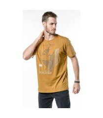 camiseta cia gota botanic survival masculina