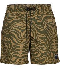 usper p zwemshorts groen tiger of sweden