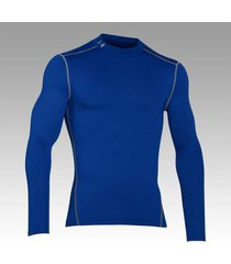 sueter under armour coldgear armour compression mock-azul