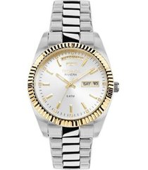 relógio feminino technos elegance riviera 8205ob/1