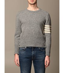 thom browne sweater thom browne pullover in wool with stripes