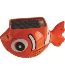 blue wave sports sun fish solar floating pool light