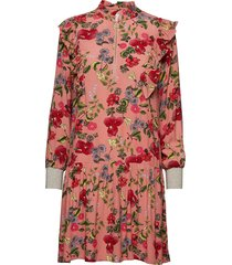 dress korte jurk roze sofie schnoor