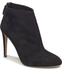 nimia shoes boots ankle boots ankle boots with heel svart pura lopez