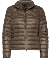 ws featherlight jacket fodrad jacka brun mountain works