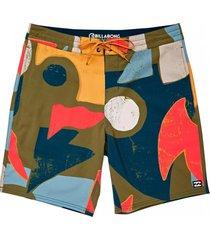 traje de baño hombre sundays lt multicolor billabong