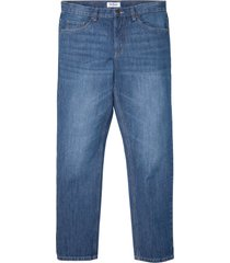 jeans classic fit tapered (blu) - john baner jeanswear
