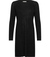 quinn dress kort klänning svart odd molly