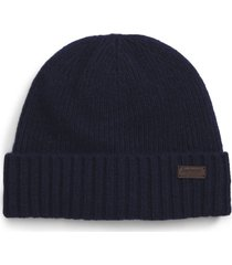 barbour carlton beanie in navy at nordstrom