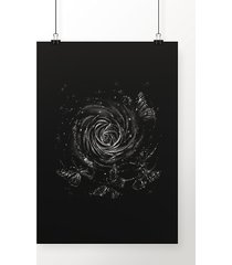 poster cosmic butterfly
