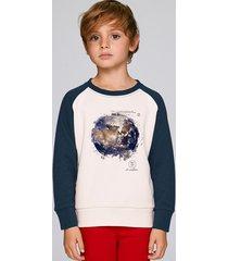 bluza bicolor earth