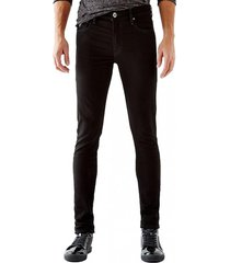 jeans skinny negro guess