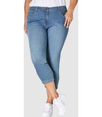 7/8-jeans janet & joyce lichtblauw