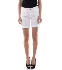 40weft maya 4196 shorts and bermudas women white