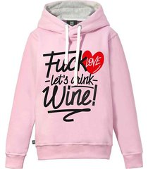 zabawna bluza z napisem fuck love