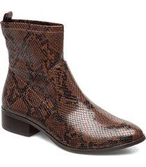 erigori shoes boots ankle boots ankle boots flat heel brun aldo