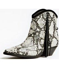 buty w wężowy print model namia