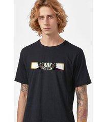 camiseta coringa asilo arkham masculina