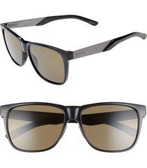 women's smith lowdown xl steel 59mm chromapop(tm) sunglasses -