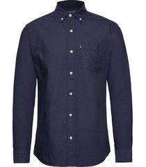 kyle oxford shirt overhemd casual blauw lexington clothing