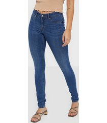 gina tricot skinny low waist superstretch jeans skinny