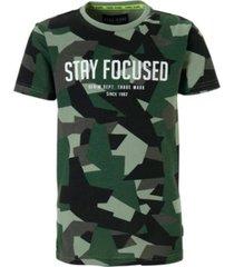 cars armygroen t-shirt ferrato