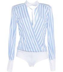 elisabetta franchi jeans blouses