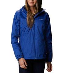 columbia women's switchback sherpa-lined jacket