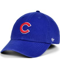 '47 brand chicago cubs classic on-field replica franchise cap