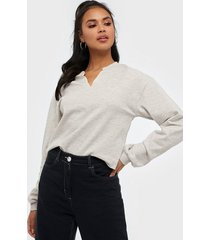 nly trend ripped detail sweat sweatshirts