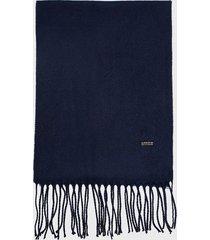 bufanda casual azul arrow