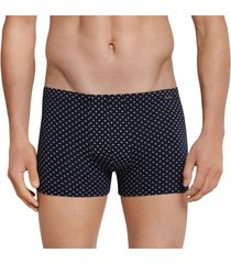 schiesser day and night printed boxer brief 3xl